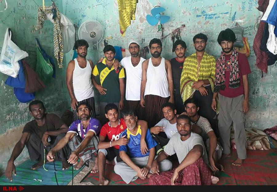 خبری از کمک برای آزادسازی صیادان ایرانی نیست
