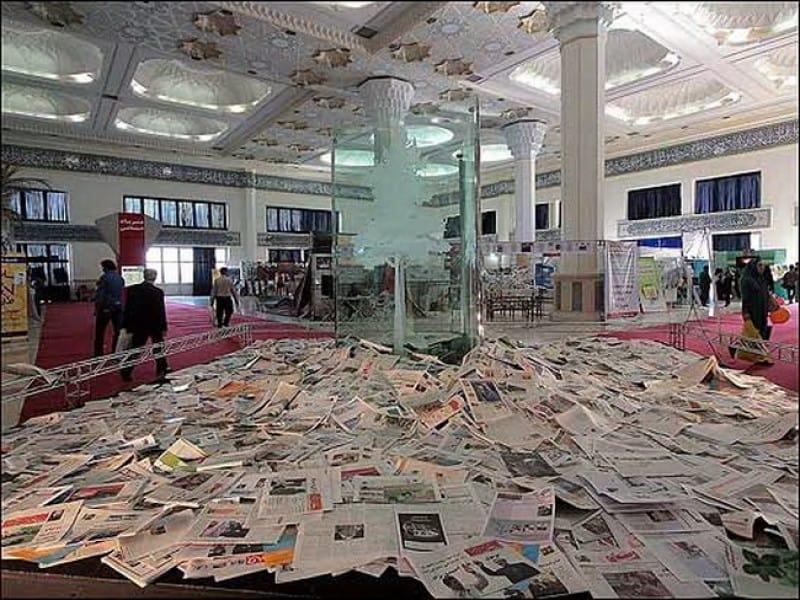 مثلث خطر در کمین روزنامهنگاری مستقل