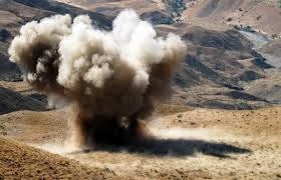 انفجار مین بازهم قربانی گرفت