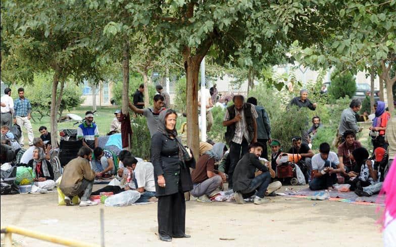بازخوانی مداخلات دولتی و غیردولتی در محله هرندی