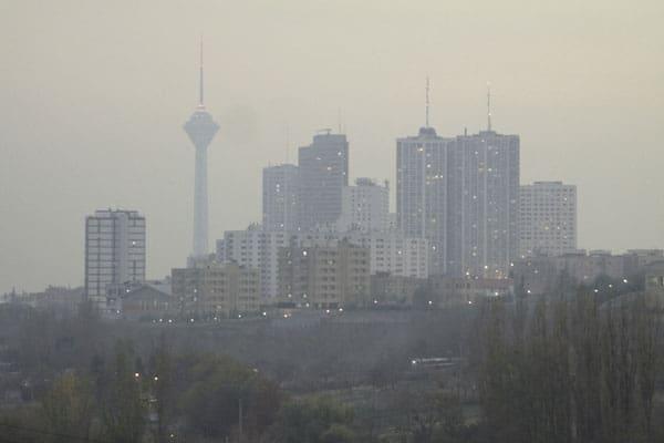 خاموشکردن دستگاههای اندازهگیری آلودگی هوا در برخی مناطق تهران