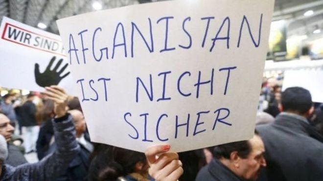 لغو ۲۲۲پرواز در آلمان به دلیل خودداری خلبانان از بازگردان پناهجویان افغان