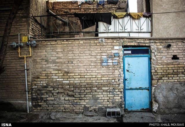 سکونت نیمی از جمعیت تهران در بافت فرسوده و ناپایدار
