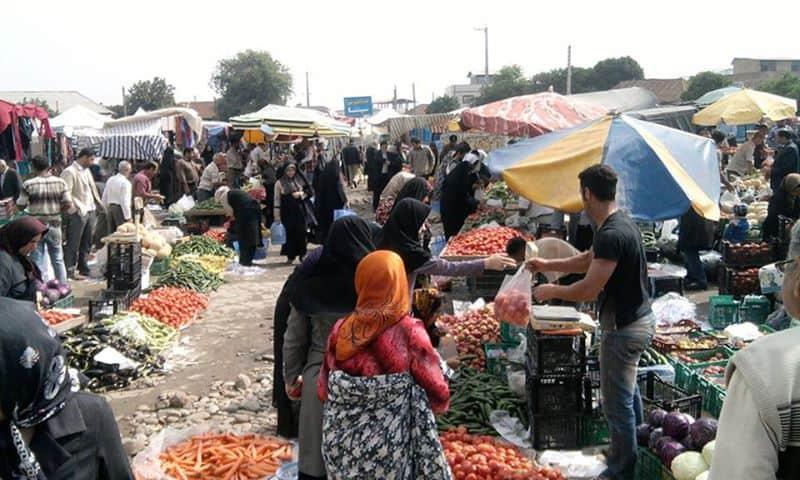 بساط «بازار مُجها» در گیلان جمع میشود؟