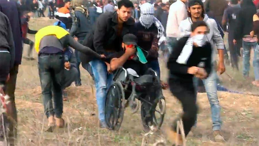 درخواست سازمان ملل برای تحقیق درباره قتل یک فلسطینی معلول