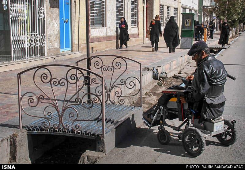 انتقاد به بیتوجهی شهرداری به مناسبسازی تهران در شورای شهر