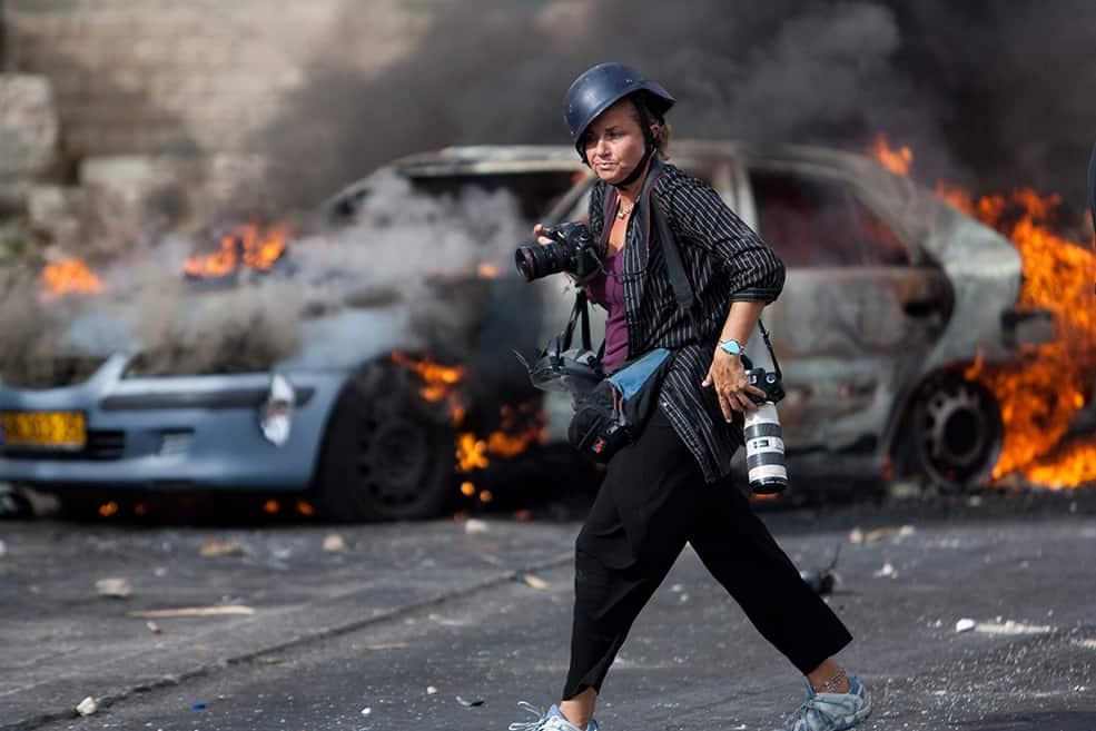 عکاسان خبری زن از تبعیضهای جنسیتی در شغلشان میگویند