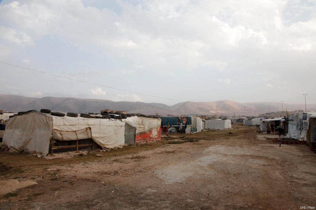 کشتهشدن ۱۷ پناهجوی سوری در برف و بوران لبنان
