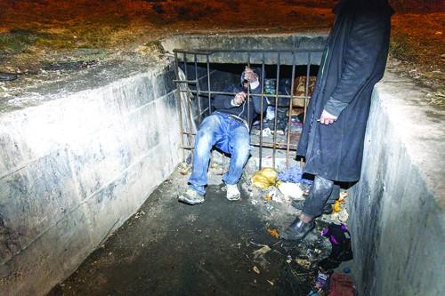 کانالخوابهای بیخانمان