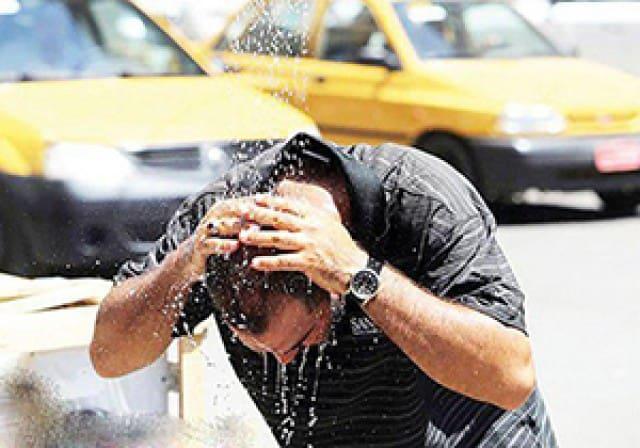 ۵۳روز از تابستان امسال دمای خوزستان بیشتر از ۵۴درجه بود