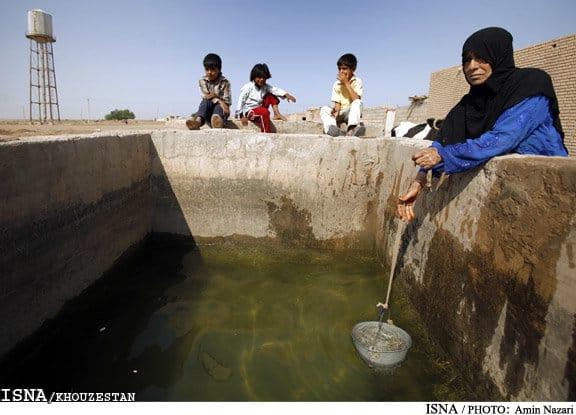 ۹۶درصد شهرهای خوزستان با مشکل آب مواجه خواهند شد