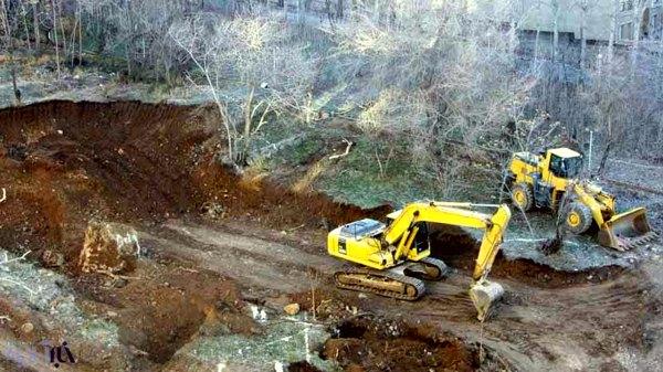 در روز درختکاری مجوز تخریب ۶۲ باغ صادر شد