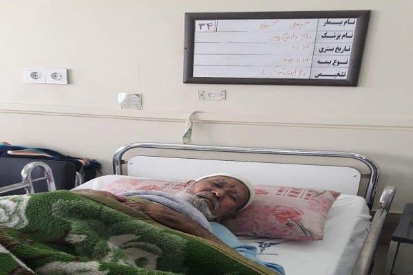 اعتراض یک نماینده مجلس به اخراج پیرمرد افغانستانی از بیمارستان