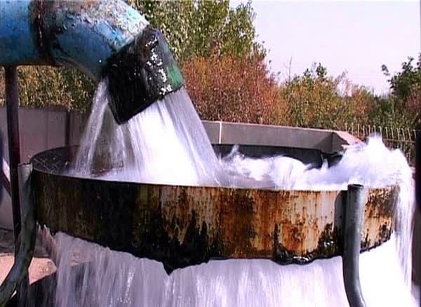 دستبرد به آبهای فسیلی در دشت فارس