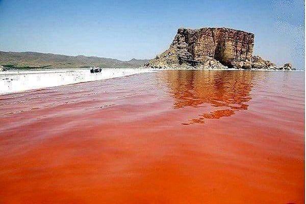 انتقال آب از دریاچه وان برای نجات دریاچه ارومیه