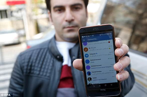 چرا تلگرام در ایران مهم است؟زمان مطالعه: 2 دقیقه