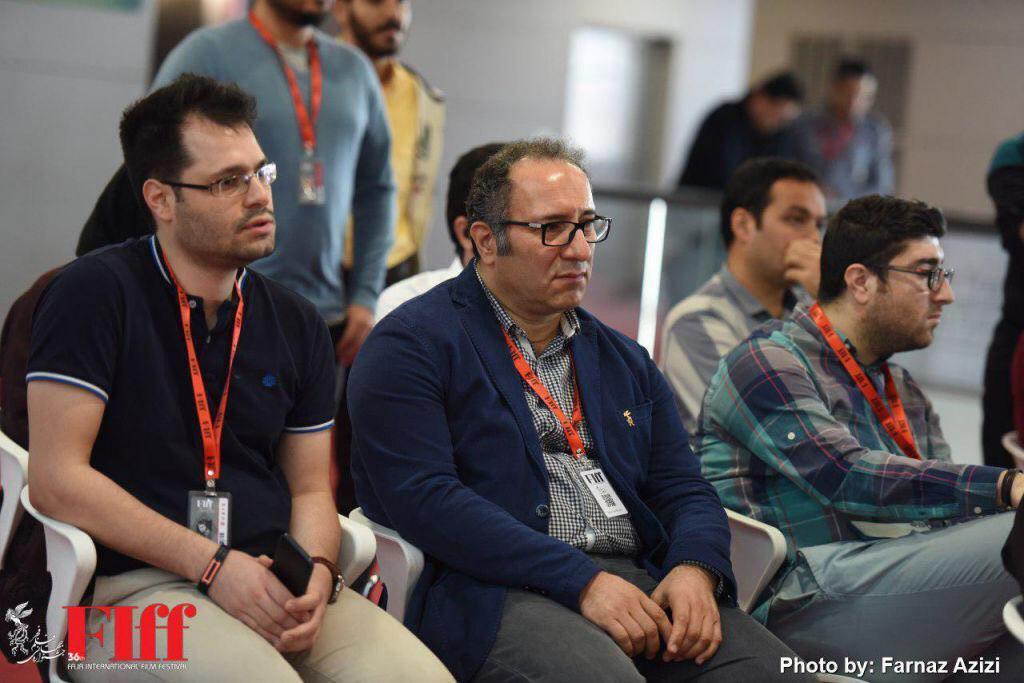 ژن خوب در ستاد جشنواره جهانی فیلم فجر