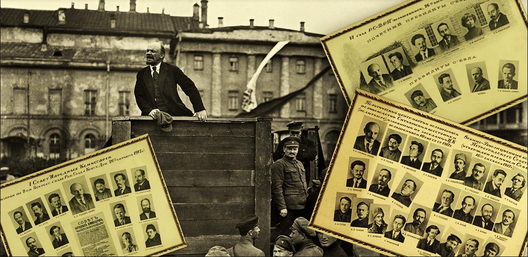 انقلاب روسیه چگونه فرزندانش را دَرید؟