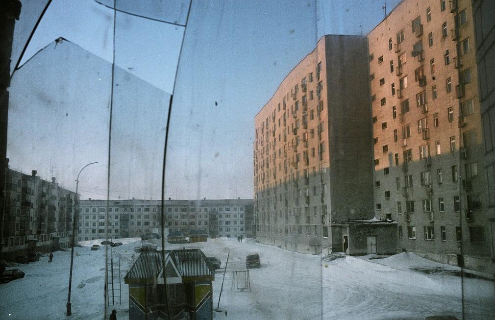 شهر فراموش شدهی شوروی