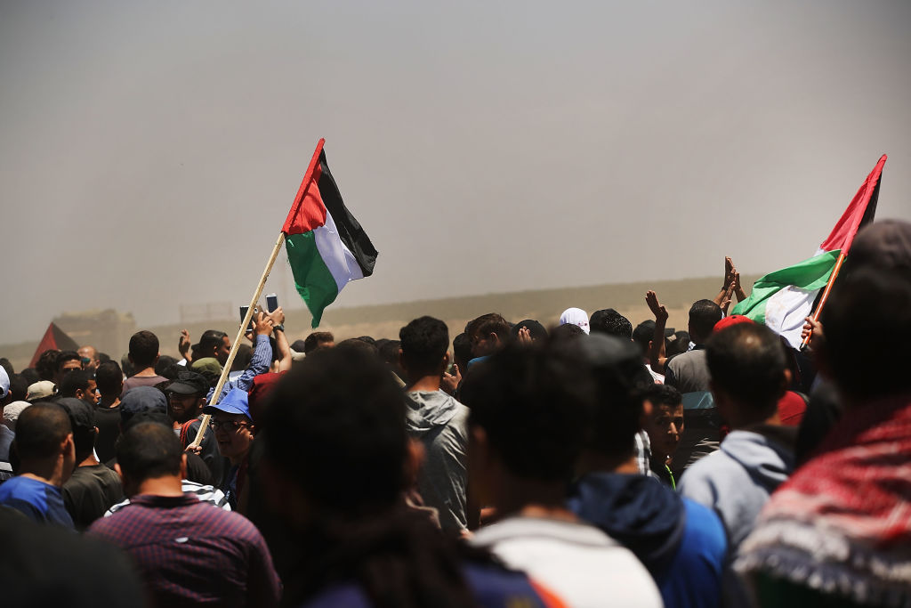 بازگشت بزرگ مردم فلسطین