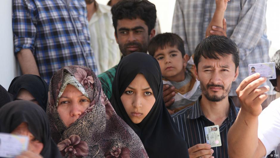 ایران و پناهندگانش