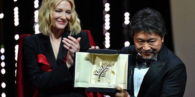 نخستوزیر ژاپن به برنده نخل طلا تبریک نگفتزمان مطالعه: ۱ دقیقه