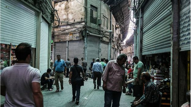 آشوب منظوم در اقتصاد ایران