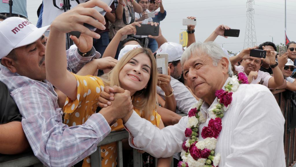 پیروزی «تاریخی» حزب چپگرای مکزیک در انتخابات ریاستجمهوری
