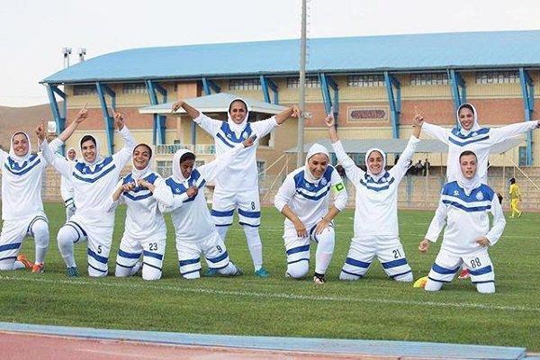 بازگشت تیم فوتبال زنان ملوان انزلی به لیگ