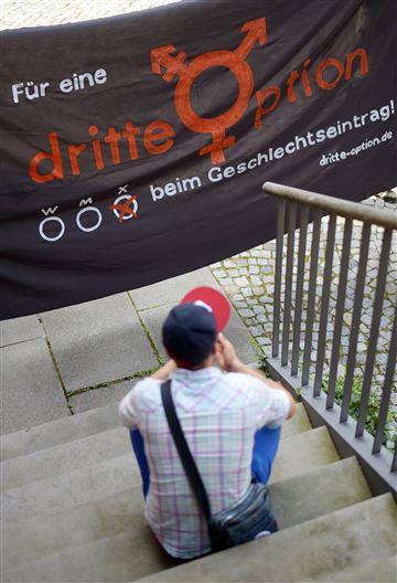 آلمان جنسیت سوم را برای اوراق رسمی پذیرفت