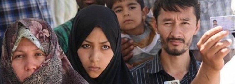 زنان مهاجر افغان سخن میگویند