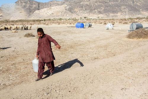 عمق خشکسالی در منطقه سیستان فراتر از یک زلزله است