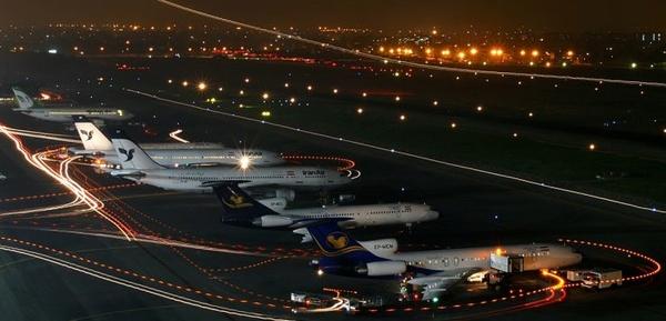 ممنوعیت ورود تاکسیهای اینترنتی به فرودگاه امام
