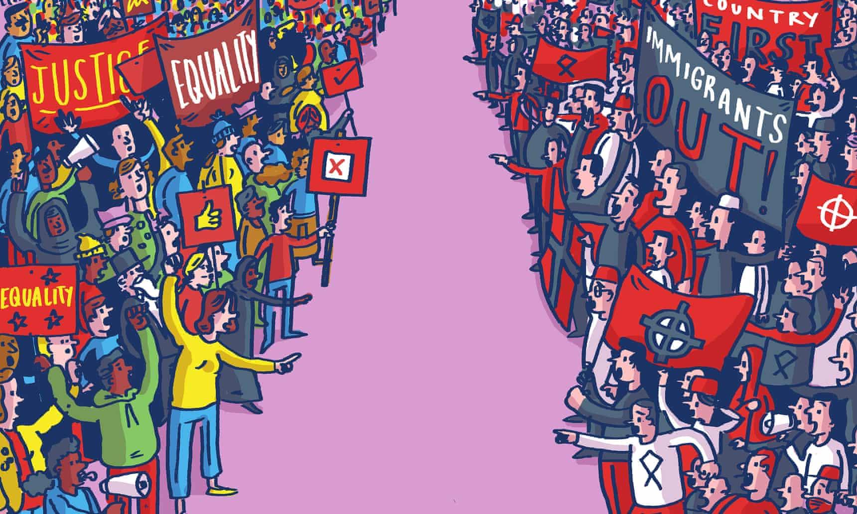 پوپولیسم و روزگار مشوش دموکراسیزمان مطالعه: ۵ دقیقه
