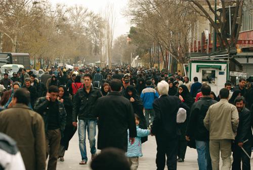 کوچ تهرانیها به دلیل گرانی
