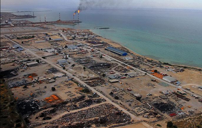 کوچ اجباری نفتیها