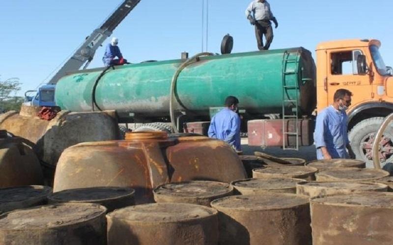 ۷۰ درصد قاچاق سوخت از مبادی کاملا قانونی انجام میشود