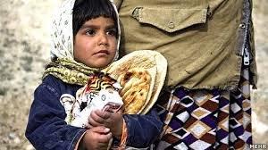 بیش از ۱۲ هزار کودک سیستان و بلوچستانی سوءتغذیه دارند