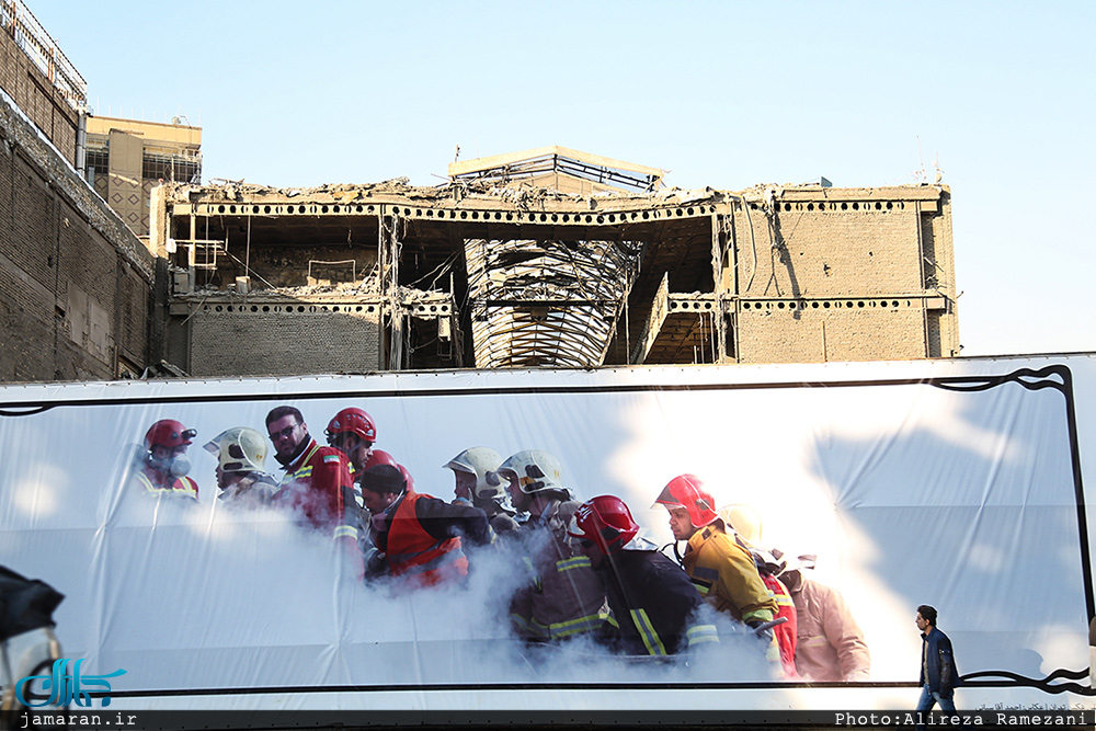 انصراف از معماری پلاسکو در اعتراض به عدم رعایت قانون