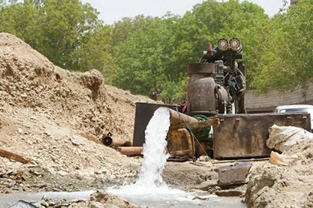 برداشت ۱۰۰ درصدی از منابع آب استراتژیک استان البرز