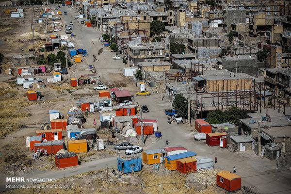 وزارت راه و شهرسازی بدترین عملکرد را در بازسازی مناطق زلزلهزده دارد