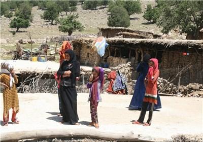 روستاهایی که در فقر مطلق به سر میبرند