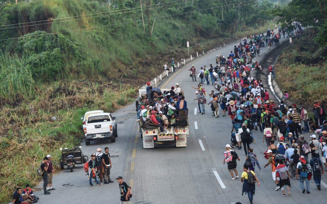 تغییرات اقلیمی؛ عامل پنهان کاروان مهاجران