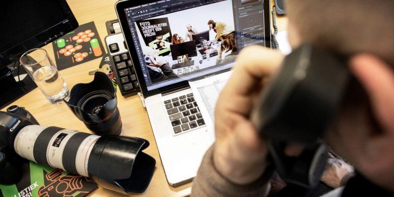 عکاسان خبری هلند در اعتراض به کاهش نرخ عکس اعتصاب کردند