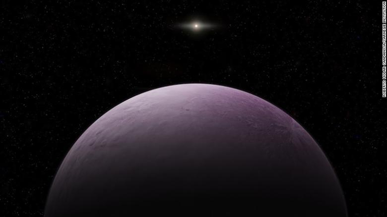 دورترین شئ منظومه شمسی به نام فارآوت کشف شد
