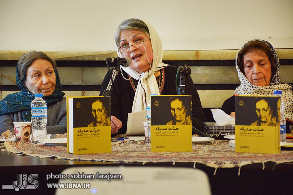 اتحادیه: صدیقه دولتآبادی از پیامدهای تلاش برای آزادی زنان راضی نبودزمان مطالعه: ۷ دقیقه