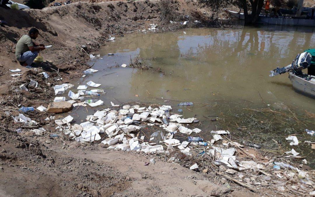 انتشار آلودگیها؛ تبعات پنهان سیل