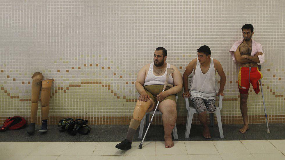 قطع عضو در کمین ۱۷۰۰ مجروح فلسطینی