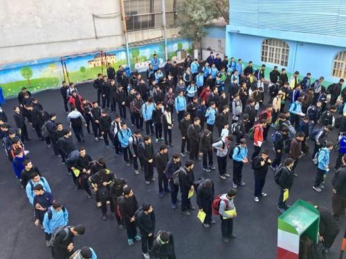 سرانه دانشآموزی در ایران ۰/۰۷ میانگین جهانی است