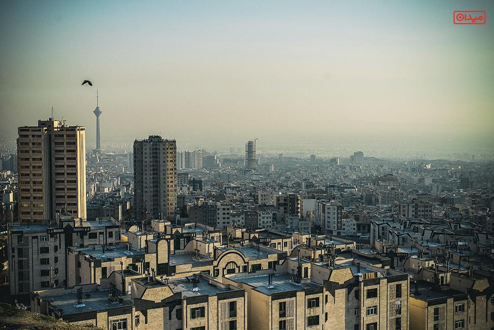 مجازات تهرانیها